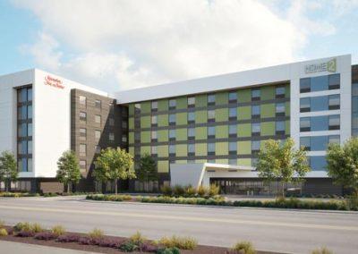 Hampton Inn & Home2 Suites
