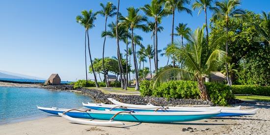 Image of Kailua-Kona Hawaii where Revolution Engineering has an office