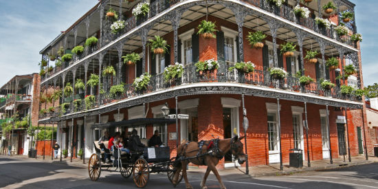 Image of New Orleans where Revolution Engineering has an office
